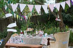 Cute and simple Alice in Wonderland theme