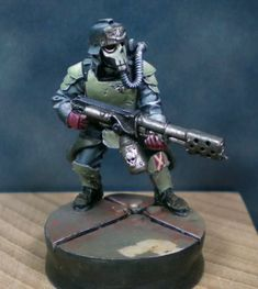 Volomir's Blog: Death Korps of Krieg Grenadiers