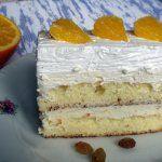 Narancsos-diós pohárkrém | Katarzis Vanilla Cake, Food, Essen, Meals, Yemek, Eten