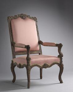 Armchair, c. 1715-1723 France, 18th century