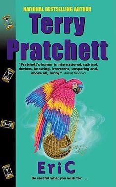 Título: Eric Autor: Terry Pratchett Publicação: 1990 Número de páginas: 160…