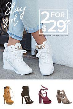 size 40 c4286 f0b66 10 Best Sneakers   Flats images   Heels, Hey girl, Comfortable sneakers