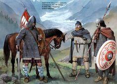 N. Italian Warriors - 1000s AD