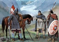 N. Italian Warriors - 1000s AD