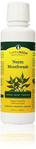 #wow TheraNeem Mouthwash-Mint by #Organix South 16 oz Liquid TheraNeem Mouthwash-Mint Neem Mouthwash HERBAL MINT THERAP Supports Healthy Teeth and Gums Paraben F...