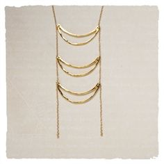Within the Lines Necklace in Holiday 2012 from Arhaus Jewels on shop.CatalogSpree.com, my personal digital mall.