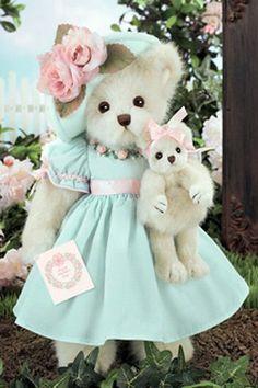 "Bearington Bears | Bearington ""Beary Special Mom"" Teddy Bear comes with a poem for the ..."