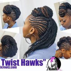 "The ""Hair Artist"" Nancy @artisticrootz | Websta"