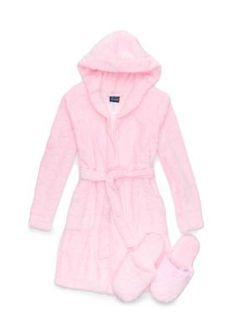 Jellifish Kids Sleep Rode Girls 4-16 - Baby Pink Love - Xs