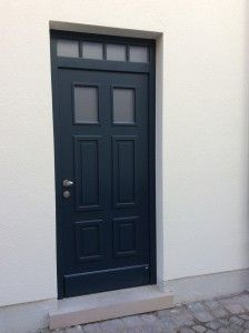 Haustür glas holz  Tür #Haustür … | Pinteres…