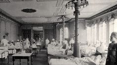 WW1 Brighton's Royal Pavilion estate was used as a military hospital for wounded Indian soldiers. There were 724 available beds