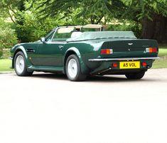 1977 Aston Martin Volante