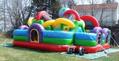 inflatable rides for sale
