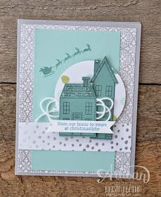 Stampin' Dolce: christmas cards & cocktails