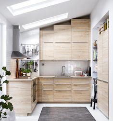 Kitchen Cabinet Layout, Kitchen Cabinets, Kitchen Taps, Interior Design Tips, Home Interior, Ikea Room Designer, Ikea Kitchen Design, Kitchen Planner, Modern Farmhouse Kitchens