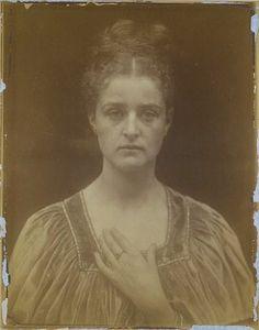 Emily Peacock - Julia Margaret Cameron - c. 1874