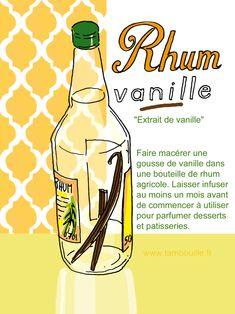 extrait de vanille