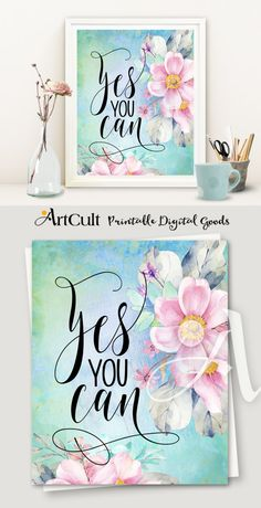 Canvas Painting Quotes, Watercolor Painting Techniques, Watercolor Art, Canvas Art, Time Painting, Home Wall Art, Wall Art Decor, Hand Lettering Art, Scripture Art