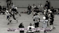 You Should Be Watching More Roller Derby Footage — The Tornado Clear