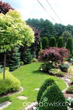 Garden forum – Famous Last Words Back Gardens, Outdoor Gardens, Garden Forum, Garden Design Plans, Design Jardin, Plantation, Dream Garden, Manor Garden, Garden Planning