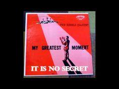 ▶ It Is No Secret The Rebels Quartet - YouTube