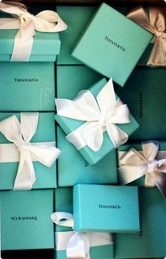 ♕ The Luxury Side of Life ♕ Tiffany's