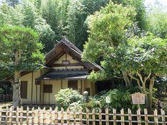 Chasodou teahouse, Kourakuen