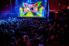 Best lights and music from Excision! #edm