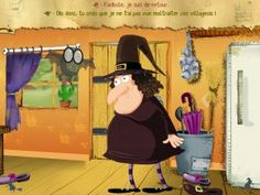 Aidez une gentille sorcière à retrouver son nom perdu dans ce livre interactif développé par Slim Cricket qui fera peut-être de vous un véritable sauveur ! French Teaching Resources, Teaching French, Animé Halloween, French Immersion, Educational Websites, Class Projects, French Language, Kindergarten, Classroom