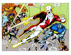One of my old favorites...Alpha Flight