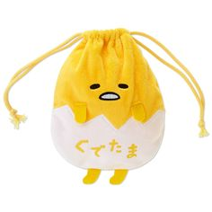 Gudetama Bore Purse Kawaii Cute Lovely Egg Sanrio F s Japan New Hello Kitty | eBay