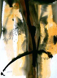 "Shaman's Dance No 3 by Kathy Morton Stanion Acrylic ~ 30"" x 20"""