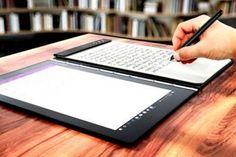 Ultraleggero e ultrasottile, il Lenovo Yoga Book è pronto a debuttare all'IFA di…