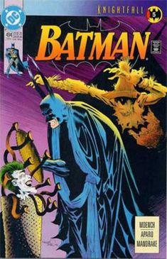 Batman #494