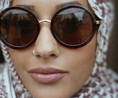 She told the BBC that she believed the fashion industry was changing to cater better for women wearing the Muslim headscarf.
