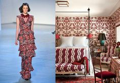 Rodarte Fall 2012 RTW and Architectural Digest