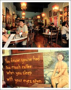 kopi tiam Asian Interior Design, Restaurant Interior Design, Restaurant Concept, Cafe Restaurant, Vintage Cafe Design, Chinese Bar, Asian Cafe, Asian Restaurants, Outdoor Cafe