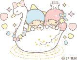 Cute Smile - Sanrio: Little Twin Stars:)
