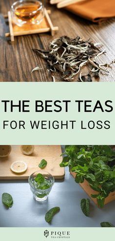 The Best Teas for Weight Loss. It's our goal to help your weight loss journey by revealing an effective flight of teas that can help keep you on track and even accelerate your efforts. Detox Drinks, Healthy Drinks, Get Healthy, Healthy Tips, Healthy Recipes, Healthy Weight, Healthy Meals, Diet Recipes, Recipies