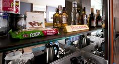 / Maxi Bar at our business room. Toblerone, Liquor Cabinet, Bar, Storage, Business, Room, Furniture, Home Decor, Rum