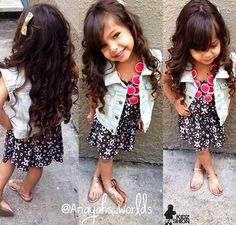 I so want to dress my girl like that