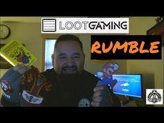 Loot Gaming - Rumble - Oct 2016