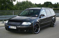 2004 Volkswagen Passat GLS TDi Wagon