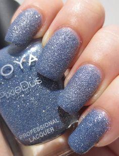 Zoya PixieDust in Nyx. So pretty!!! http://www.zoya.com/content/38/item/Zoya/Zoya-Nail-Polish-Nyx-ZP660.html