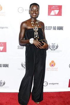 Lupita Nyong'o Fashion – Oscars & Red Carpet – Style File | British Vogue