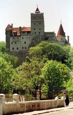 "Romania's former royal family put ""Dracula's Castle"" in Transylvania up for sale Monday, hoping to secure a buyer who will respect ""the property and its history,"" a U.-based investment company said. Beautiful Homes, Beautiful Places, Dracula Castle, Romania Travel, Medieval Castle, Eastern Europe, Travel Inspiration, Travel Ideas, Travel Guide"
