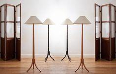 Melrose House, Rose Tarlow, Floor Lamps, Light Decorations, Art Decor, Home Decor, Flooring, Lighting, Furniture