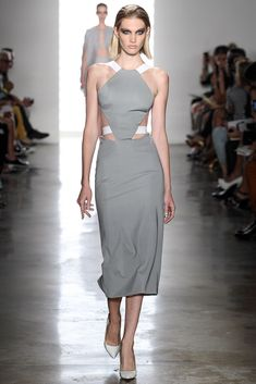 Cushnie et Ochs Spring 2014 Ready-to-Wear Collection Photos - Vogue