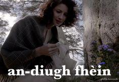 Gaelic Words, Scottish Gaelic, Language Lessons, Outlander Series, Great Movies, Movie Tv, Celtic, Scotland, Scandinavian