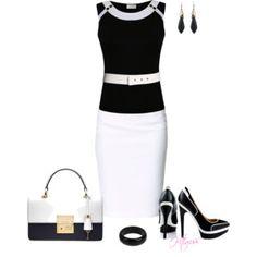 Black & White Fab...